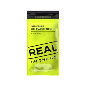 Real On the Go Apple Energy Drink