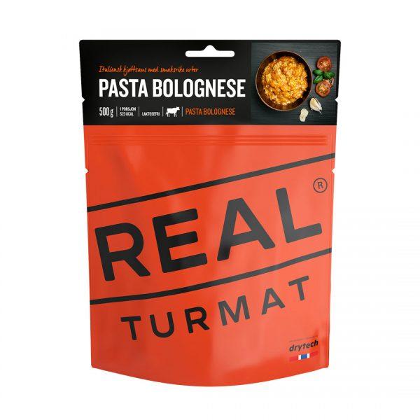 Real Turmat Pâtes à la Bolognaise