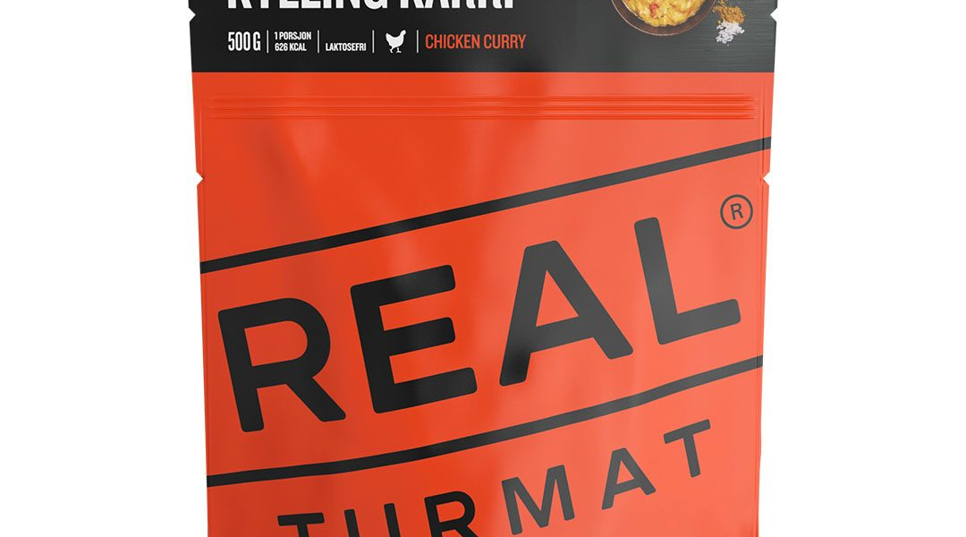 Real Turmat Chicken Curry