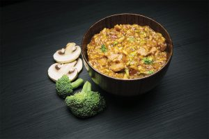 Real Turmat Beef Stew with Broccoli