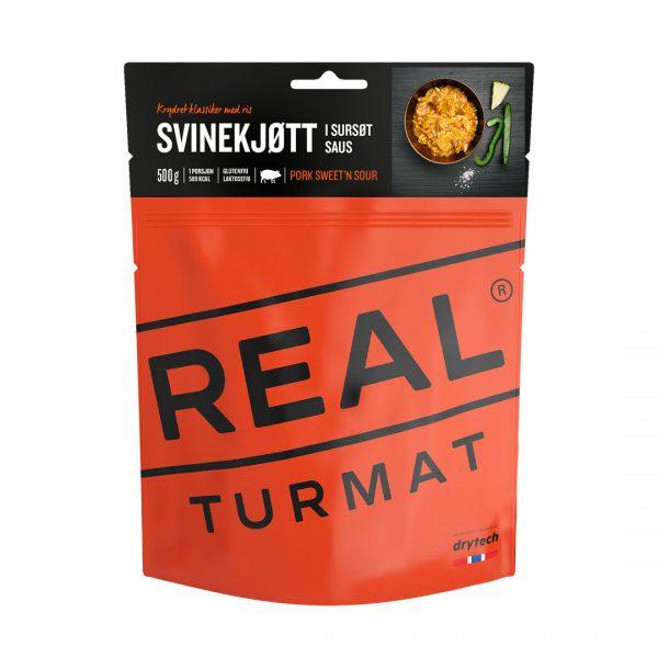 Real Turmat Pork Sweet'n Sour