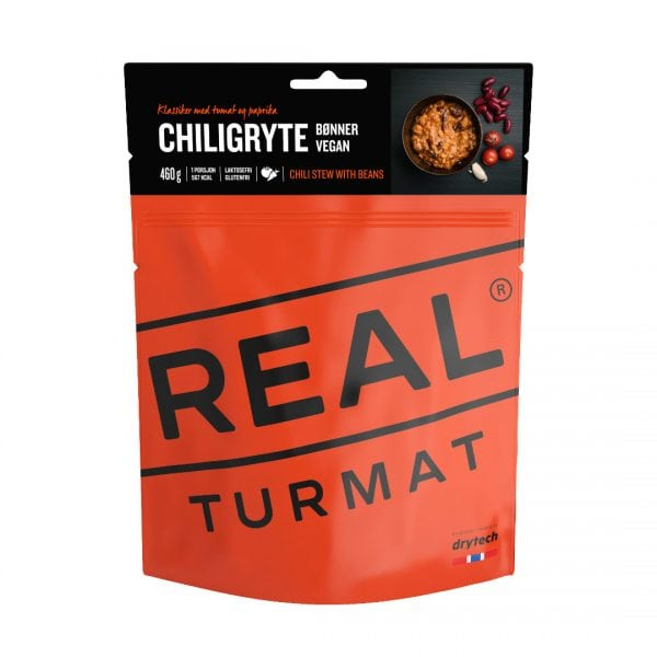 REAL Turmat Chiligryte (vegan)